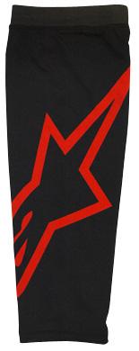 Alpinestars knee sleeve Black Red