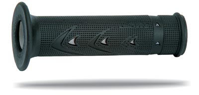 Dual Density Road Grips Progrip Black Grey