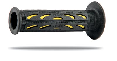 Grips Progrip perforated Street Two-Tone Black Red