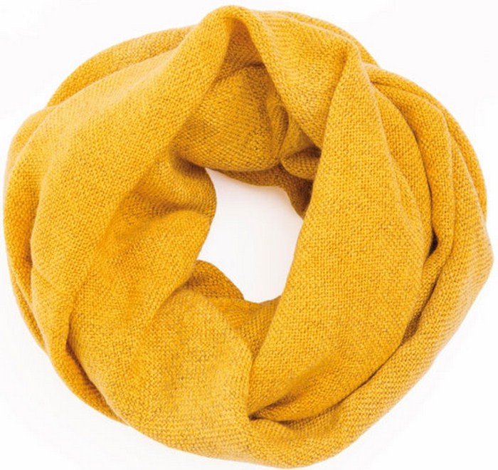 Tucano Urbano neckwarmer Lagotto W 690 yellow