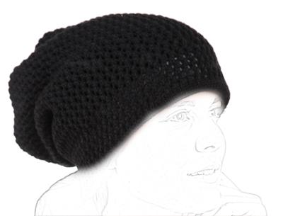 Tucano Urbano hat-neckwarmer Sharpei 695 black