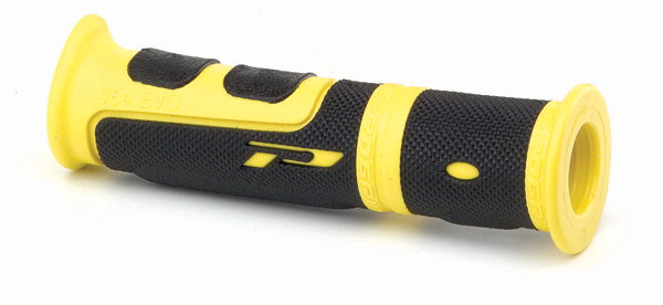 MTB Grips Progrip jetsky ATV Dual Density Black Yellow