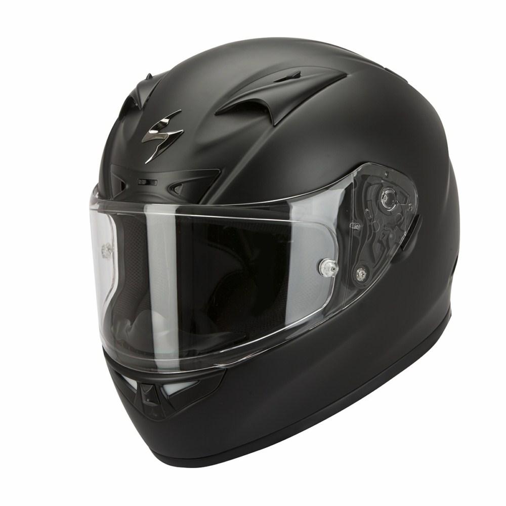 Scorpion Exo 710 Air Solid full face helmet matte black