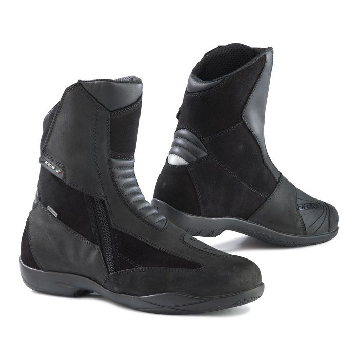 TCX X-On Road GoreTex leather boots Black