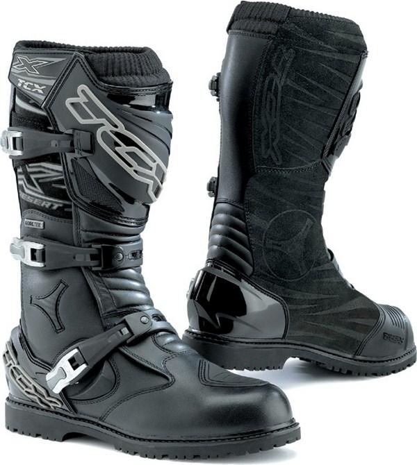 Tcx X-Desert Gore-Tex touring boots black