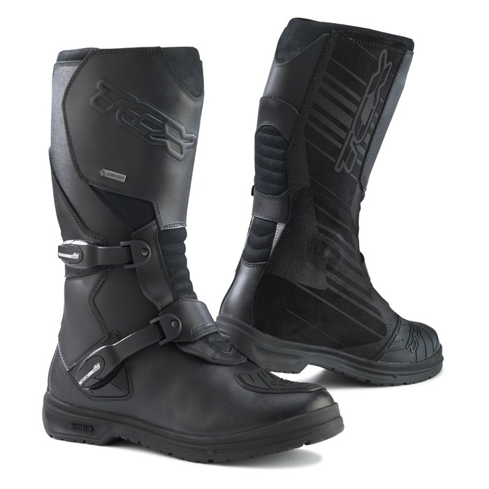 TCX Infinity EVO GoreTex leather boots Black