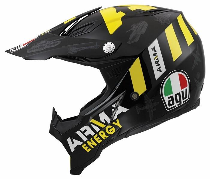 Agv AX-8 Evo David Philippaerts offroad helmet