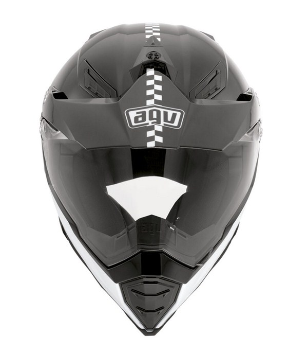 Agv AX-8 Dual Evo Special Ace Cafe off-road helmet