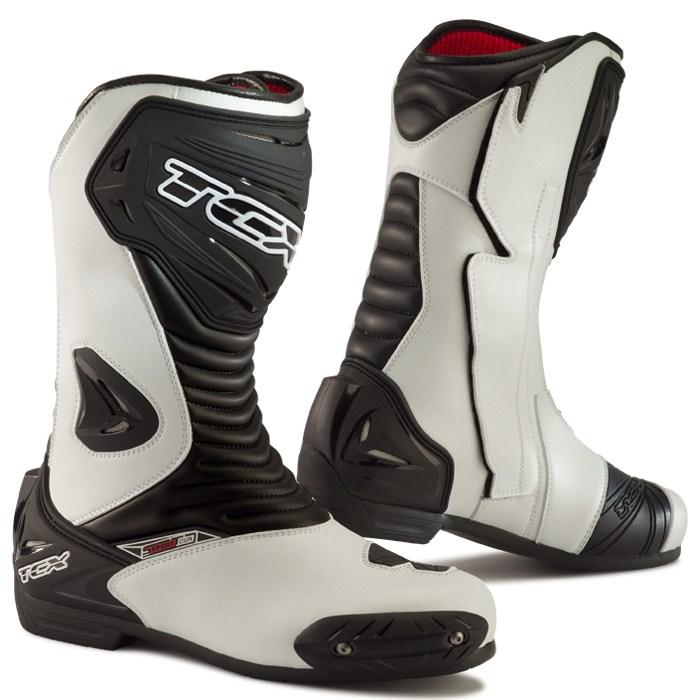 TCX S-Sportour EVO boots White Black