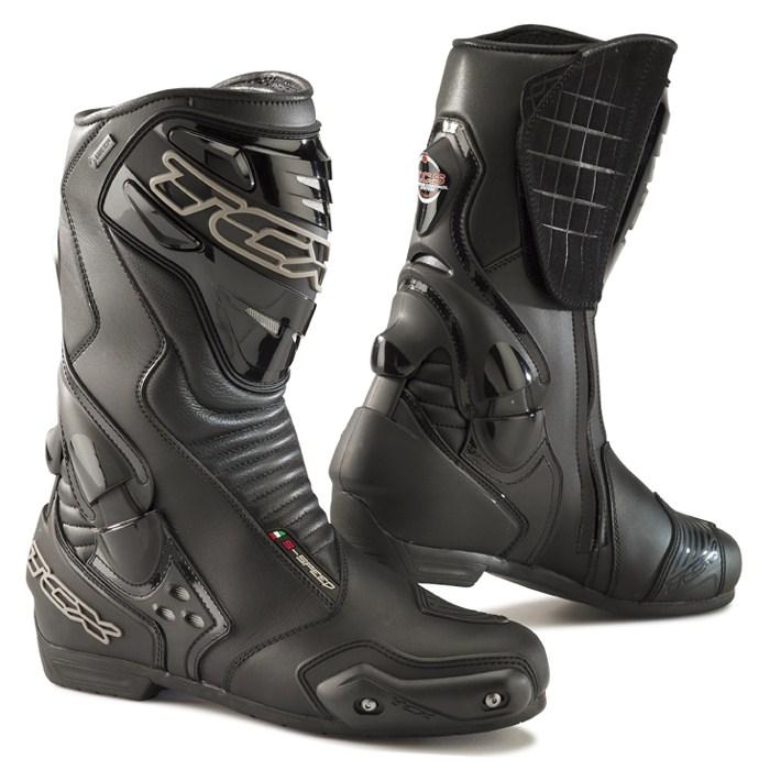 TCX S-Speed GoreTex leather boots Black