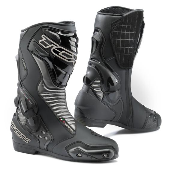 Motorcycle Boots TCX S-Speed ??Waterproof Black Graphite