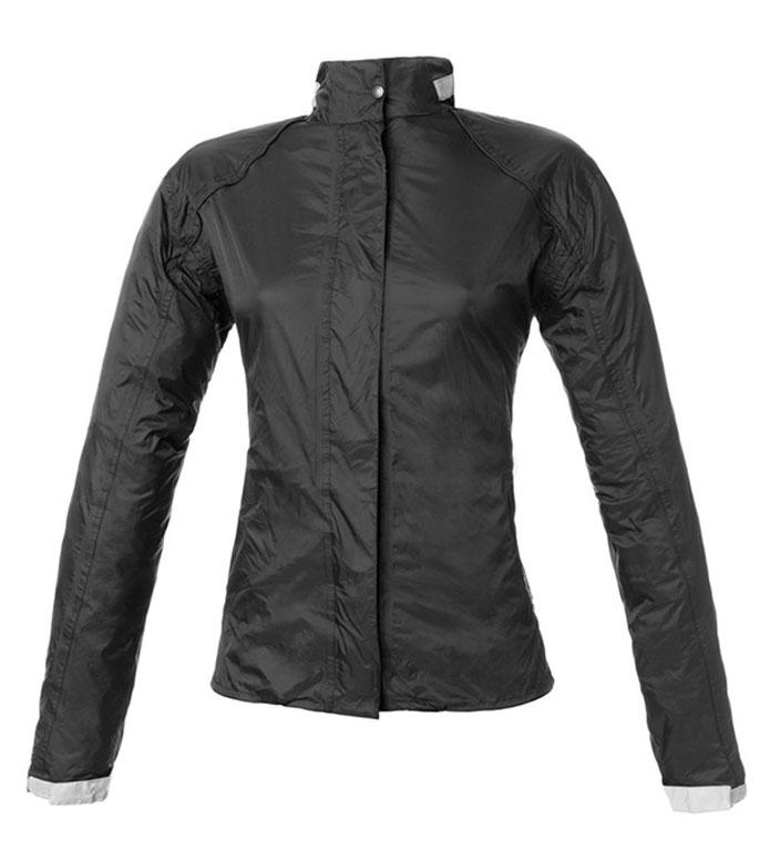 Tucano Urbano Nano Lady Bullet woman rain jacket Black