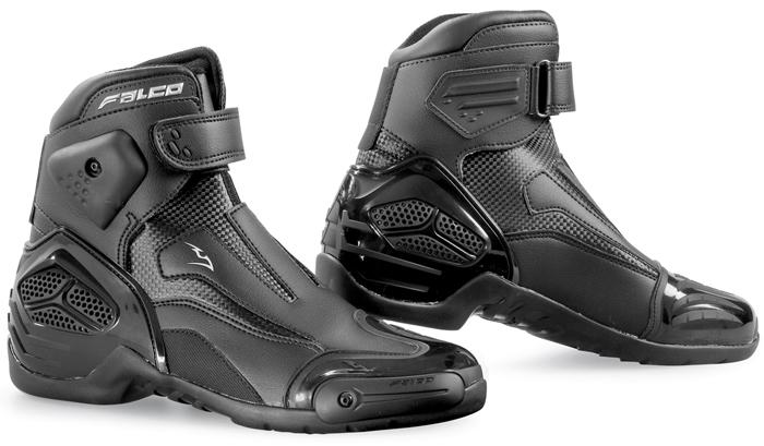 Moto Falco Novo 2 Shoes Black