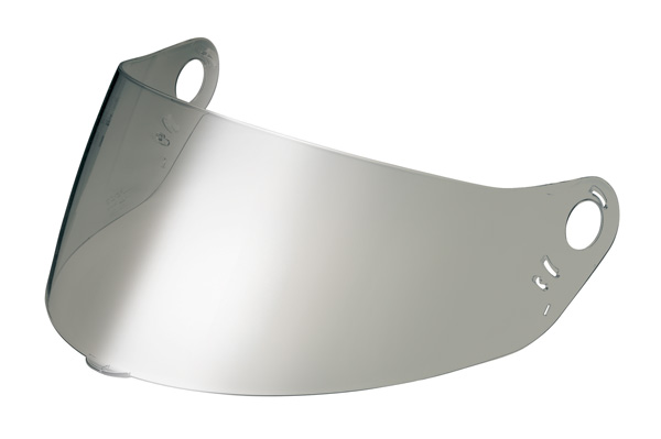 Gold iridium visor for LS2 FF351 FF369 FF384