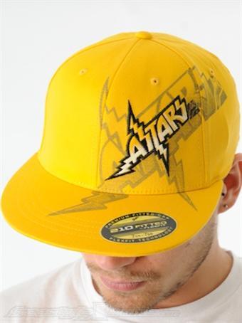 Cappello Alpinestars Boltz 210 Fitted giallo