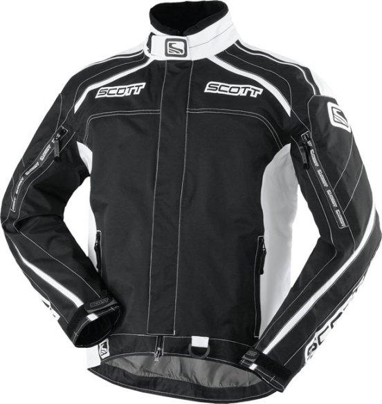 Giacca moto Scott Xone TP Nero