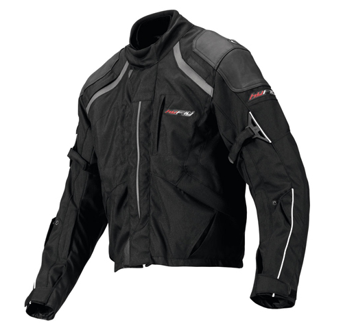 Hy Fly Stealth touring jacket Black