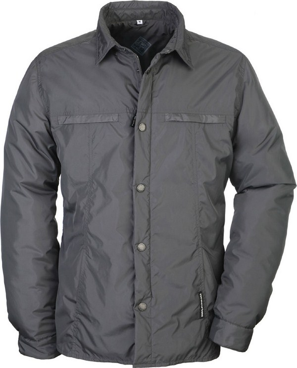 Tucano Urbano Fester 881 padded shirt dark grey
