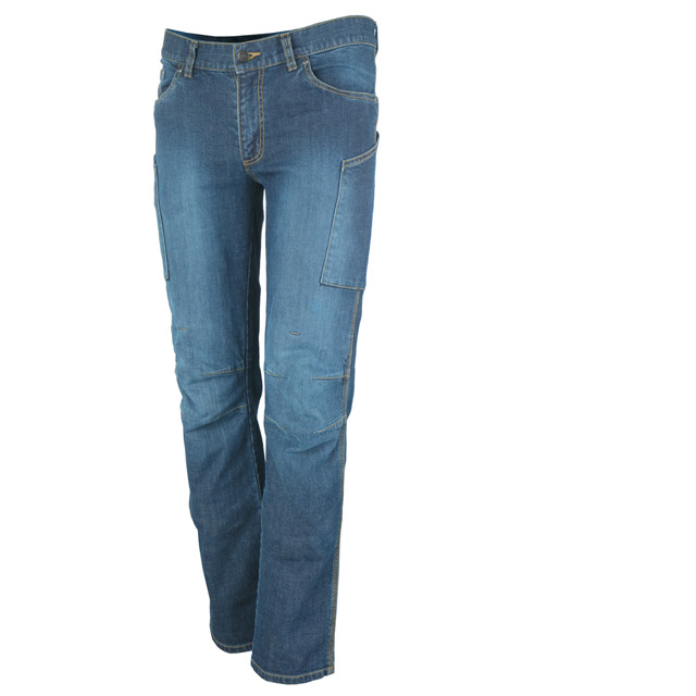 TUCANO URBANO Panta Moto Denim 8820 Motorcycle Jeans