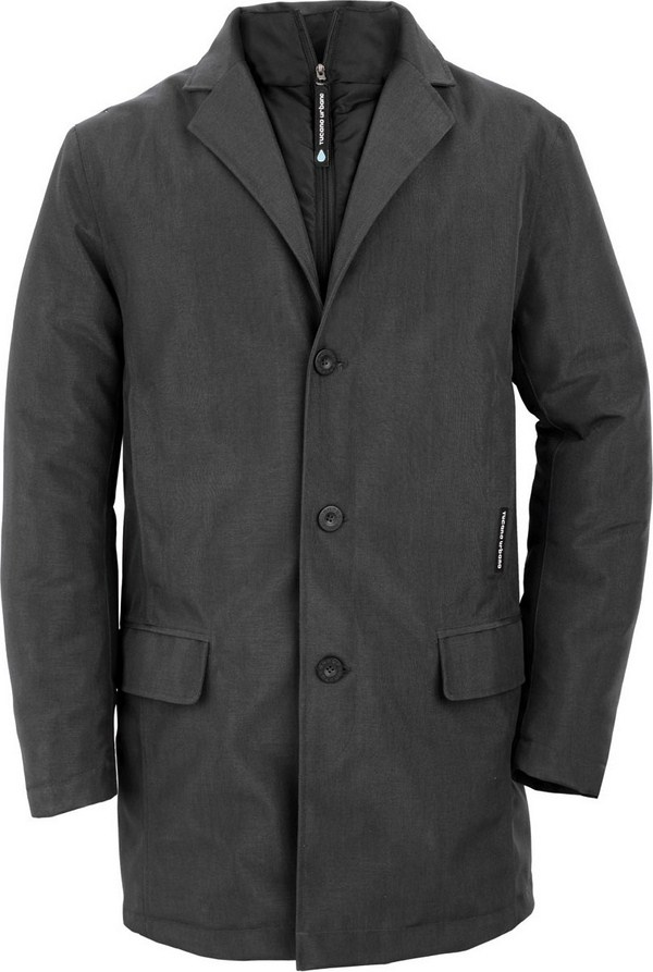 Tucano Urbano George 8828 waterproof coat black