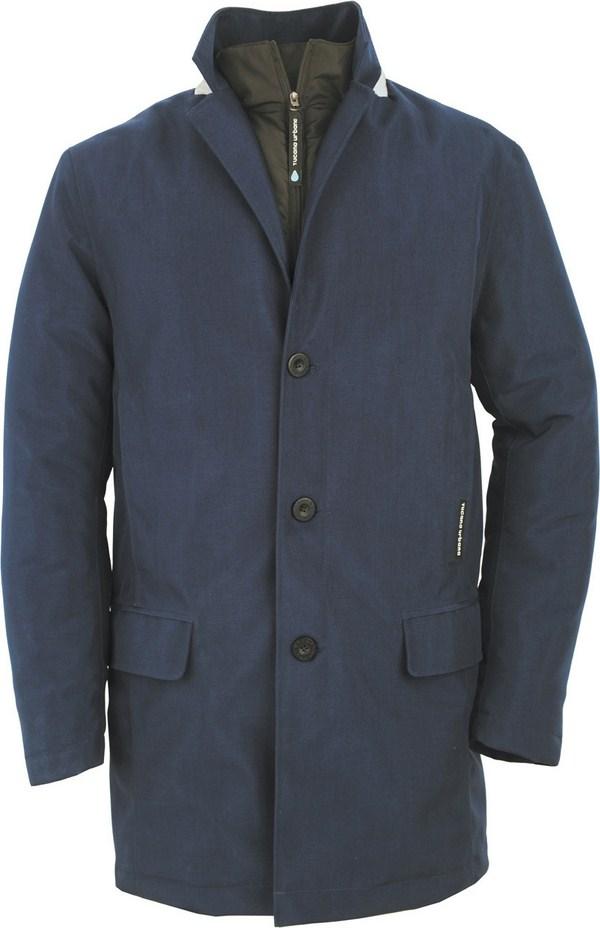 Cappotto impermeabile Tucano Urbano George 8828 blu