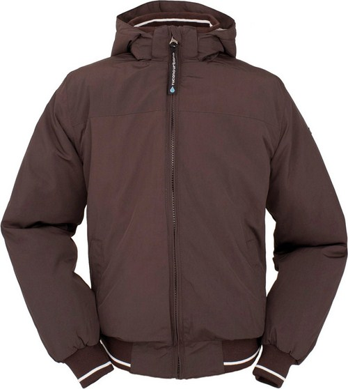 Tucano Urbano jacket WSO KID 8833K brown