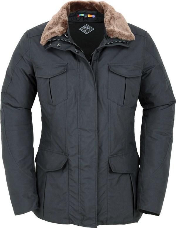 Tucano Urbano women  jacket Dora AB 8840 black