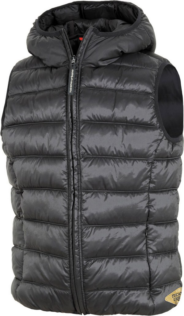 Tucano Urbano Hot Dog 8853 padded gilet  black