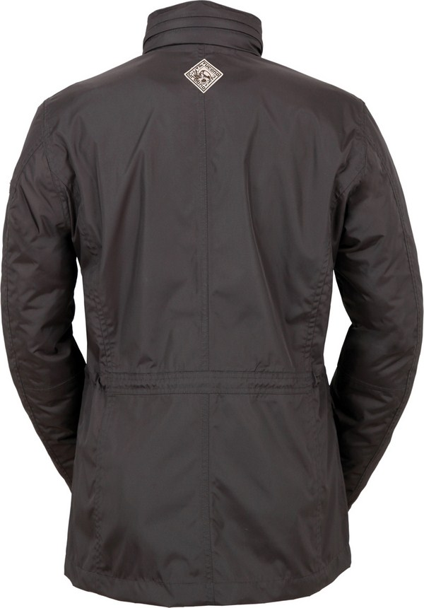 Tucano Urbano Kelut 8861 waterproof jacket dark grey