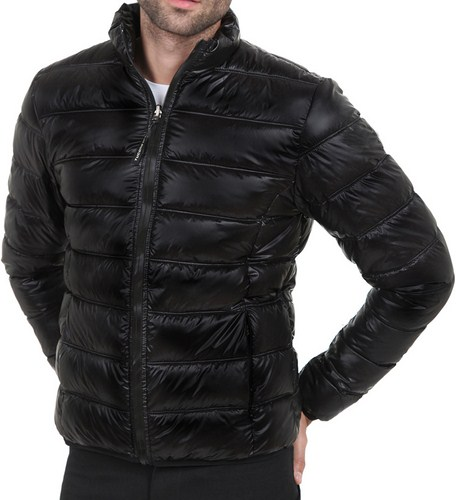 Tucano Urbano down jacket Low Dog 8889 black