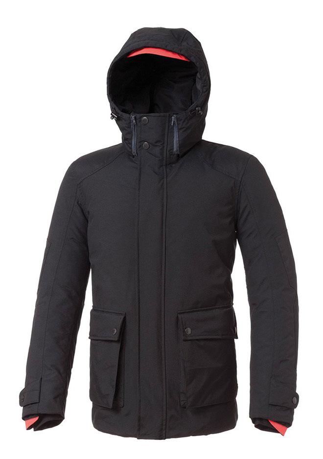 Tucano Urbano Park jacket Black