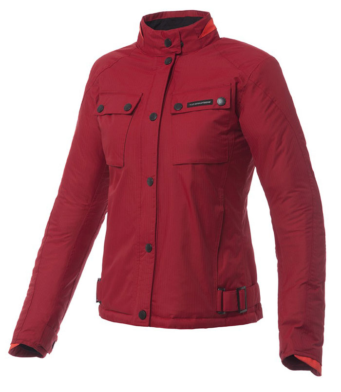 Tucano Urbano Bicilindrica  woman jacket Dark red