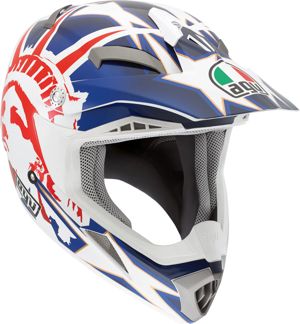 Casco moto Cross Agv  MT-X Multi Liberty