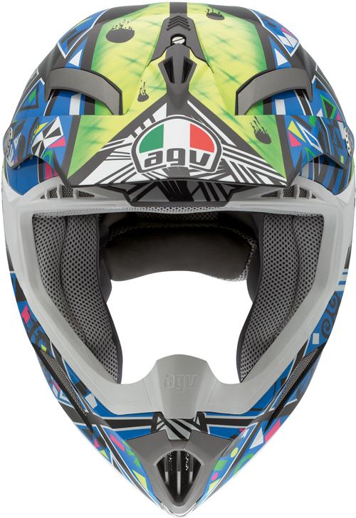 Agv MT-X Multi Karma off-road helmet