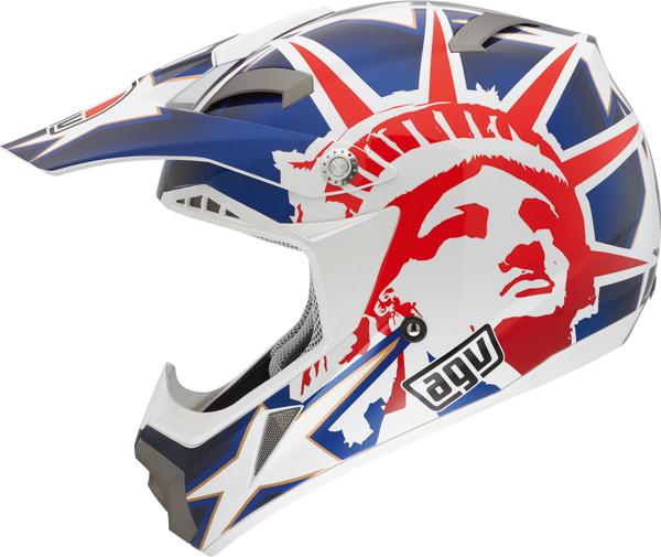 Agv MT-X Multi Liberty off-road helmet