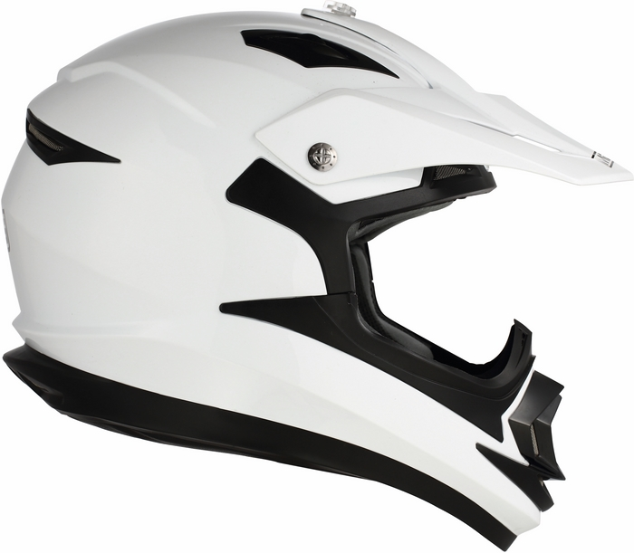 Mds by Agv ONOFF Mono helmet white