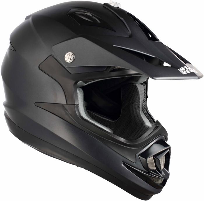 Mds by Agv ONOFF Mono helmet matt black