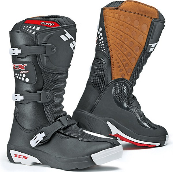 Tcx Comp Kid kid boots Black