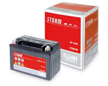 Fiamm battery 6B3PS, Size 137x76x134 polarity DX