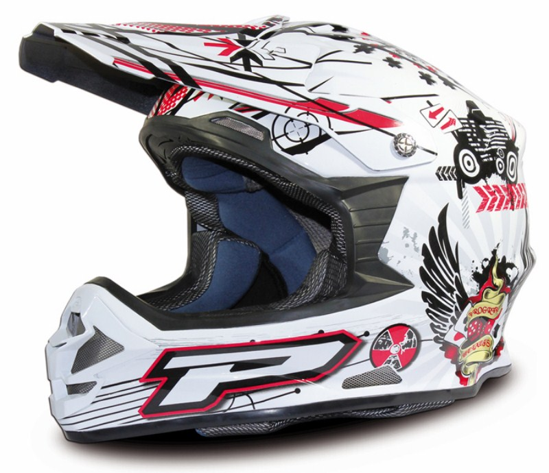 Cross helmet Progrip tri compound Dollar