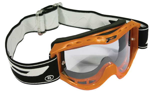 Goggles Progrip cross baby Orange