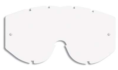 Lente scura Progrip per occhiale bambino