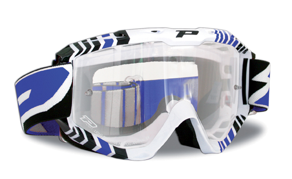 Cross Stealth Goggles Progrip Blue