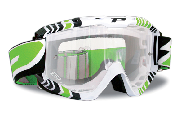 Cross Stealth Goggles Progrip Green