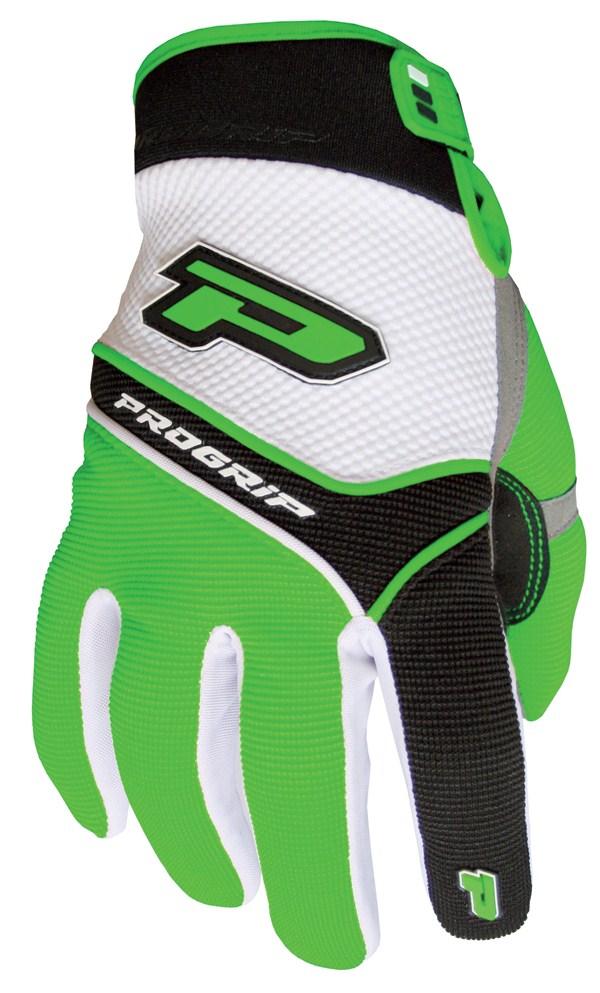 Cross Progrip Gloves Green