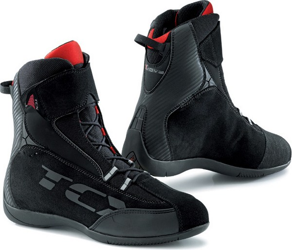 Scarpe moto Tcx X-Move Waterproof nere