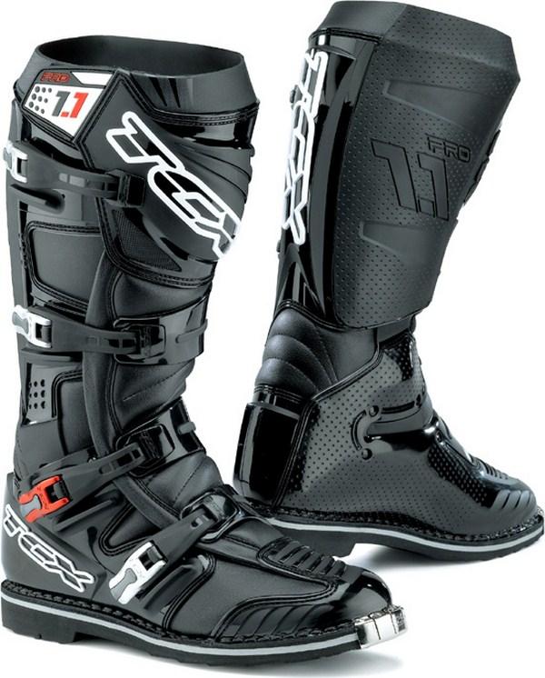 Tcx Pro 1.1 Evo offroad boots black