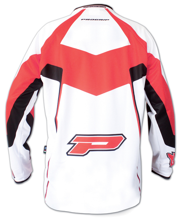 Jersey cross Progrip Race Red Line