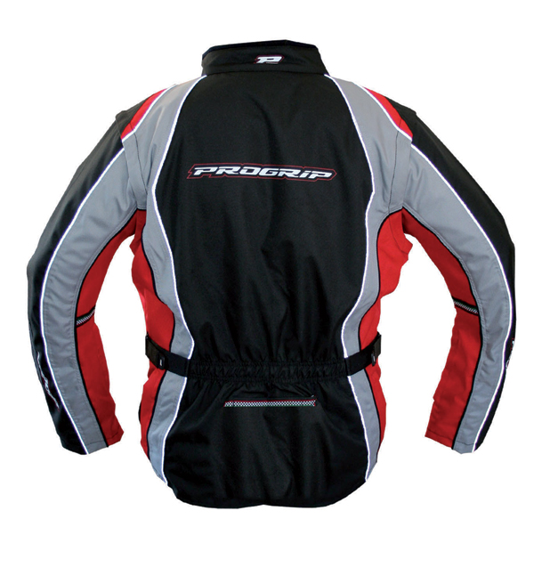 Cross Progrip Enduro Jacket Black Red