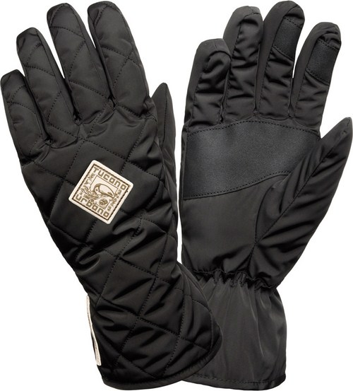 Tucano Urbano winter gloves women Askold Lady 9911 black
